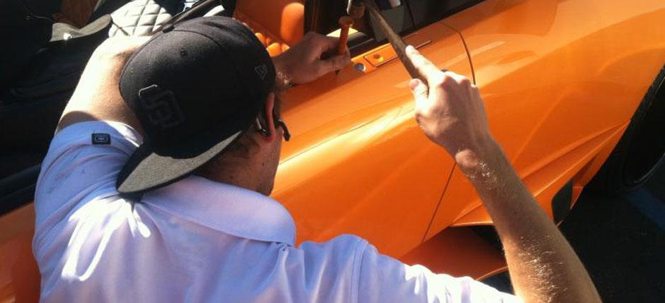 Mobile Dent Repair in Carlsbad California
