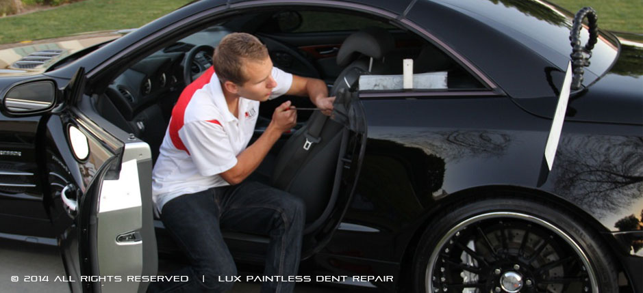 Mobile Dent Repair Orange County