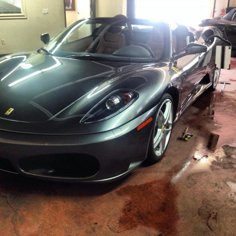 Ferrari Paintless Dent Repair