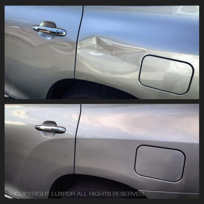 Vehicle Repair Near Me >> What is Paintless Dent Repair (PDR) - LUX Paintless Dent